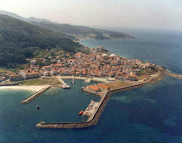 Porto do Son y su gente