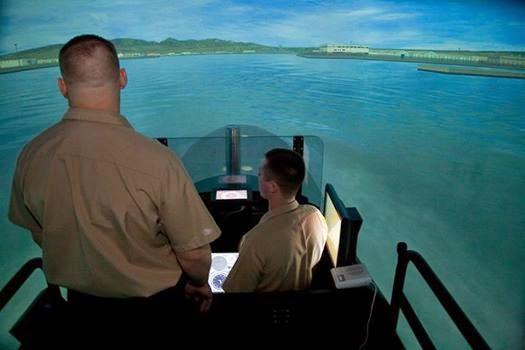 simulator kapal selam