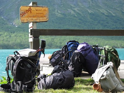 Backpacking Holiday