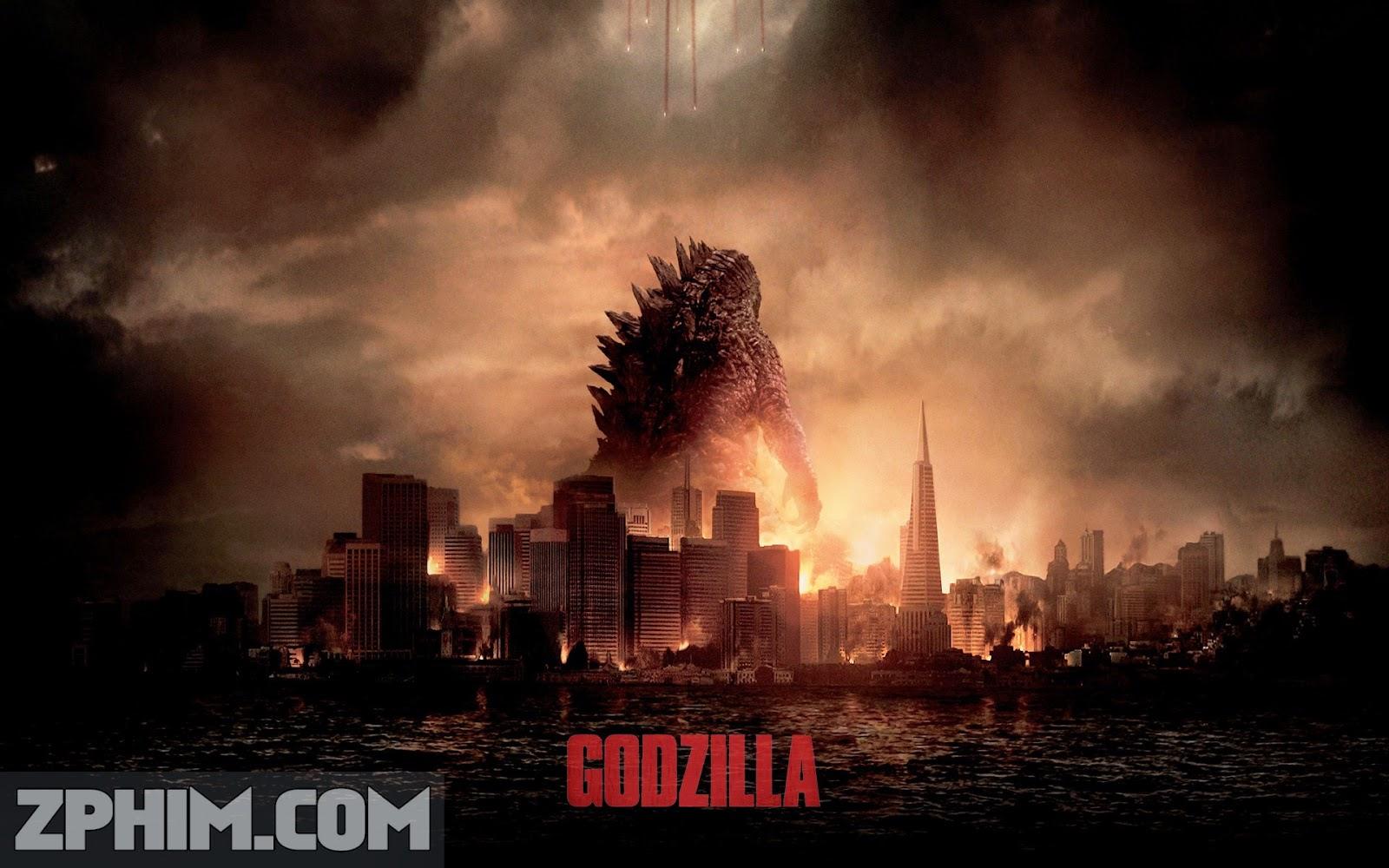 Ảnh trong phim Quái Vật Godzilla 2 - Godzilla 2 1