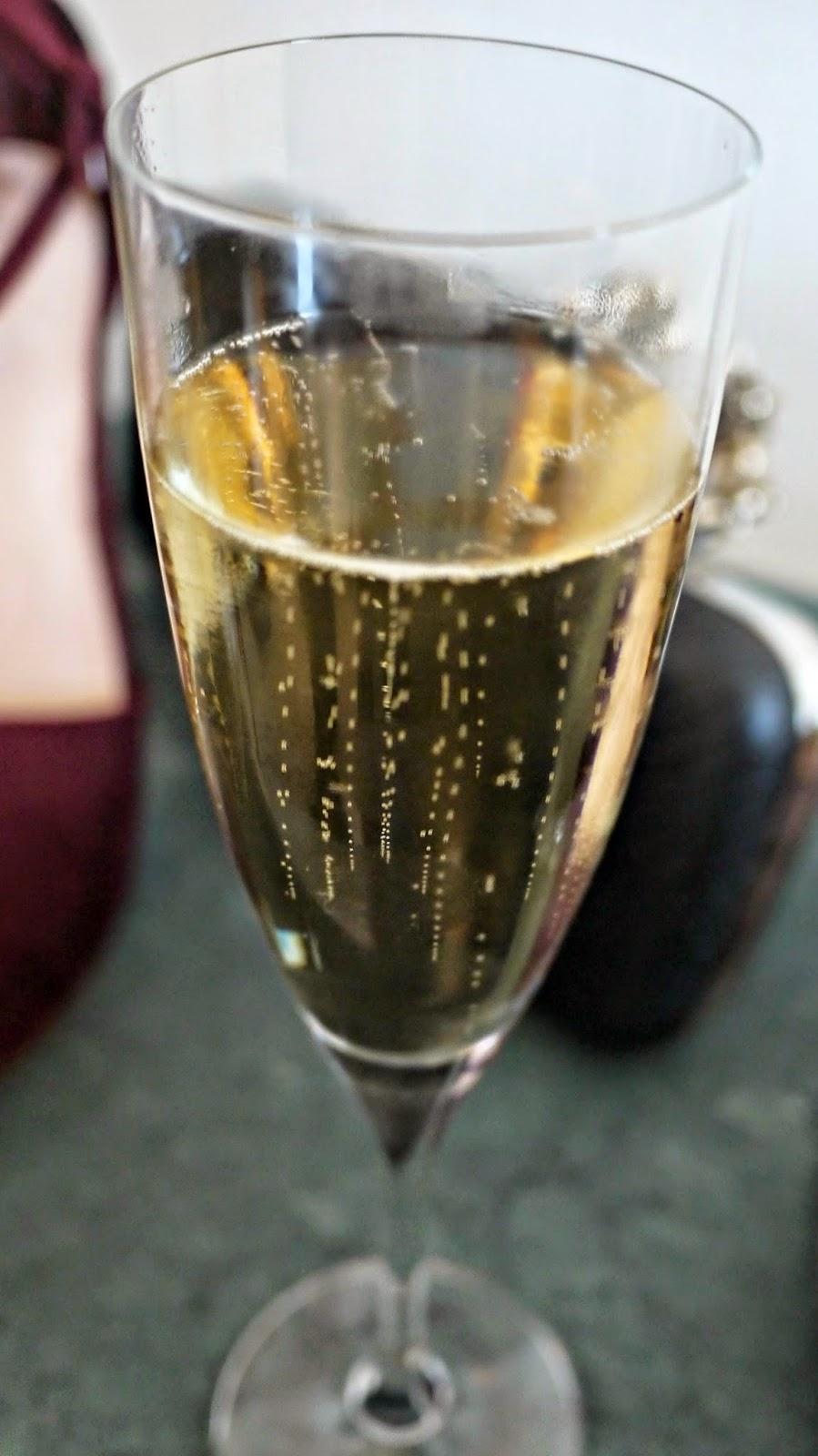 Next press day champagne