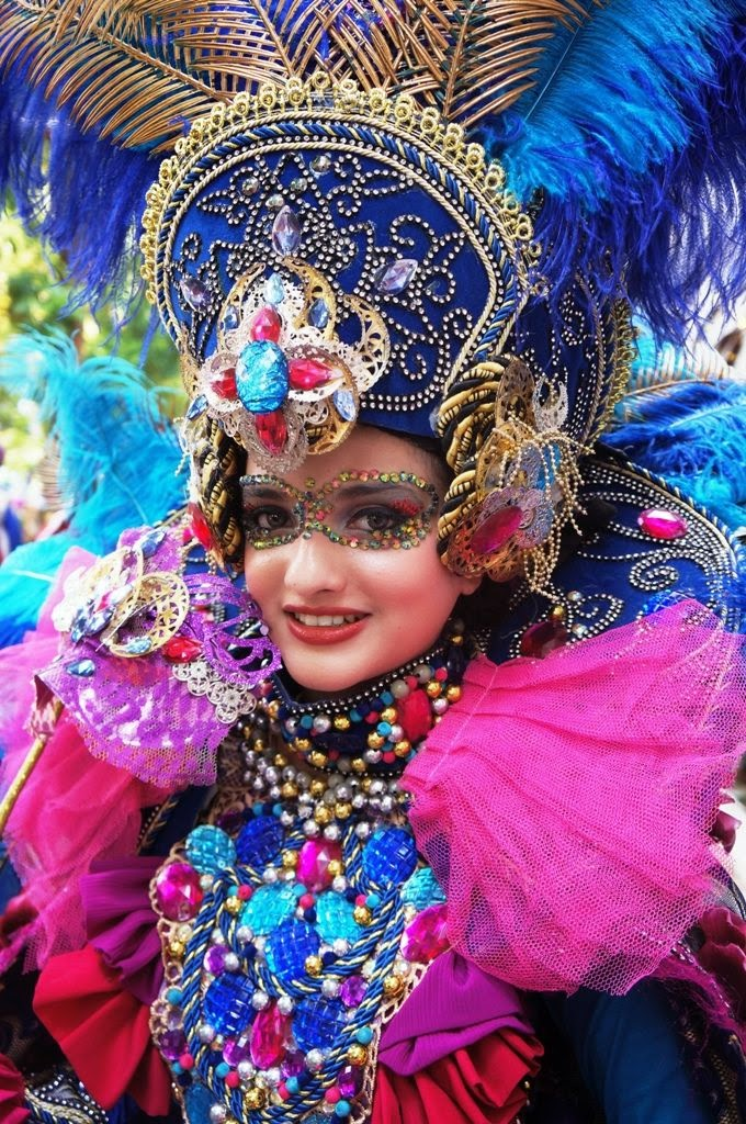 The Jember Fashion Carnival 2013, Indonesia