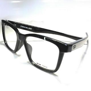 Oakley Fenceline OX8069 黑膠框