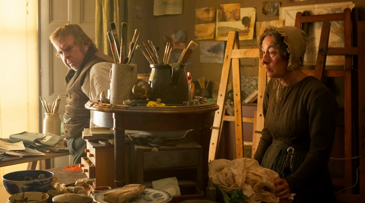 mr turner-timothy spall-dorothy atkinson