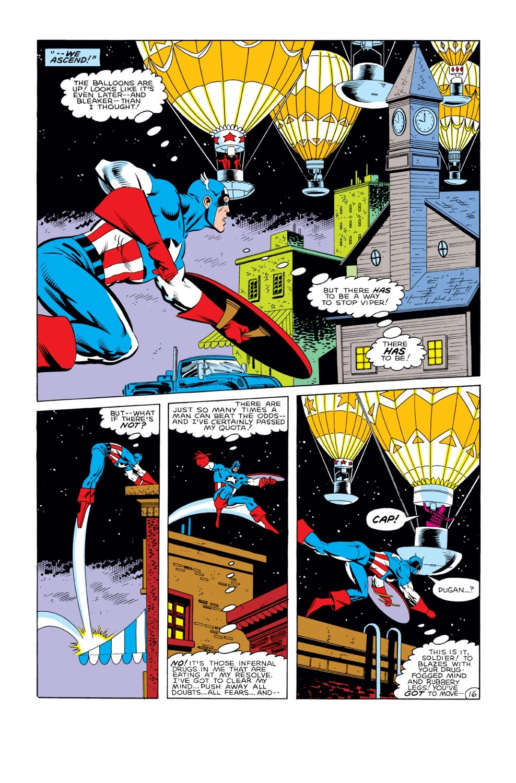 Captain America (1968) Issue #283 #199 - English 17