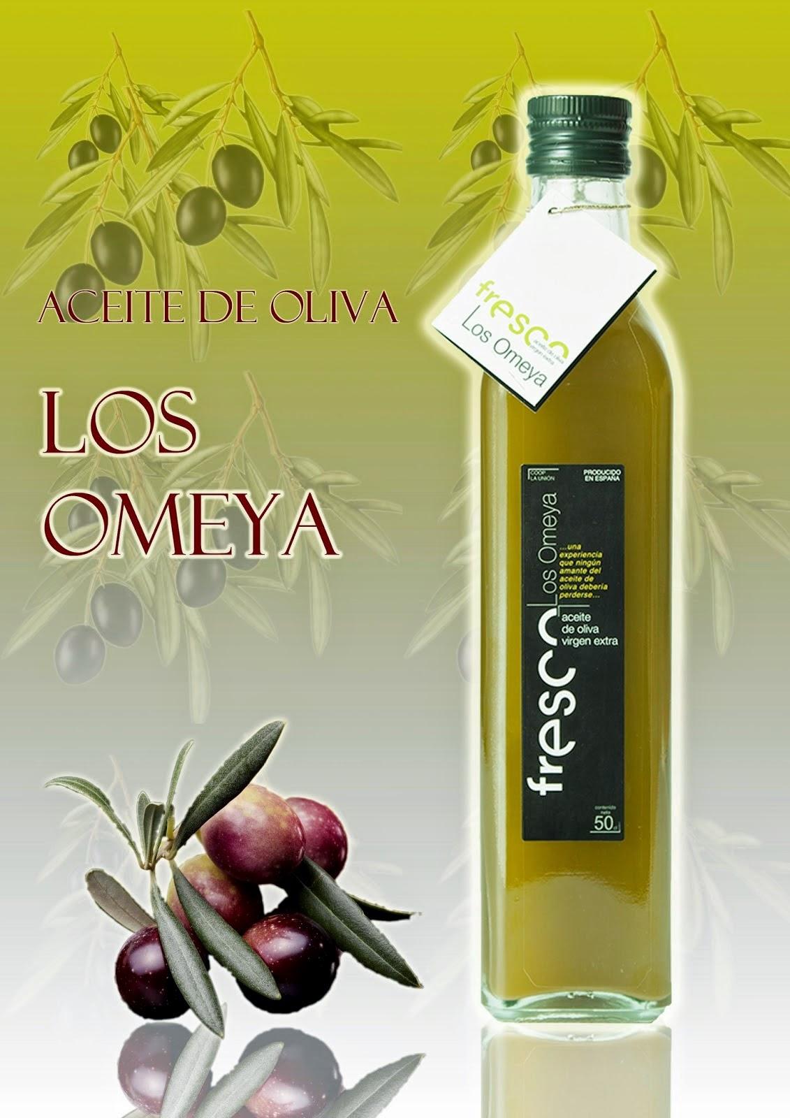 Aceite de Oliva Los Omeya