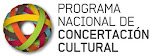 Logotipo Concertación Ministerio de Cultura