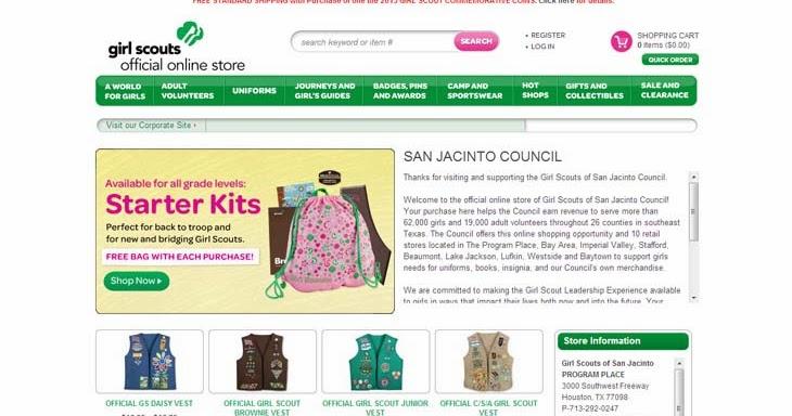 girl scouts of san jacinto council blog gssjc launches