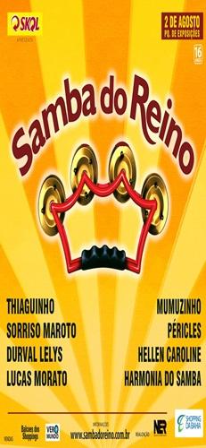 SAMBA DO REINO 2015