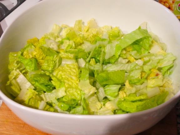 Чикагский салат