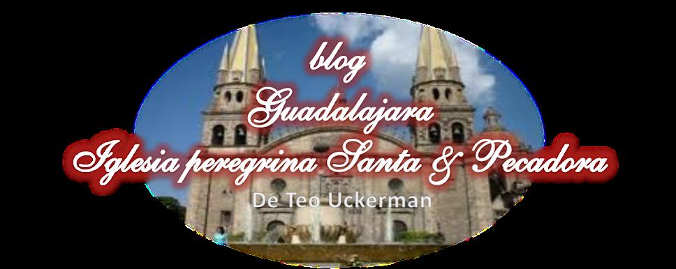 Guadalajara, Santa & Pecadora