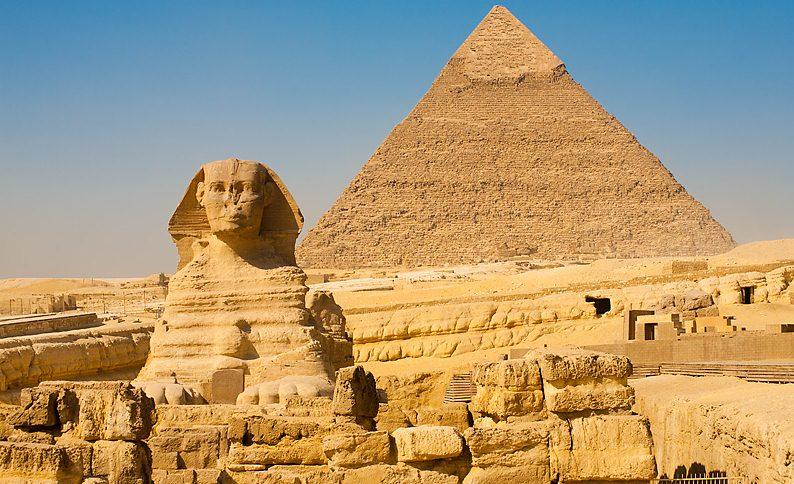 piramide sfinx