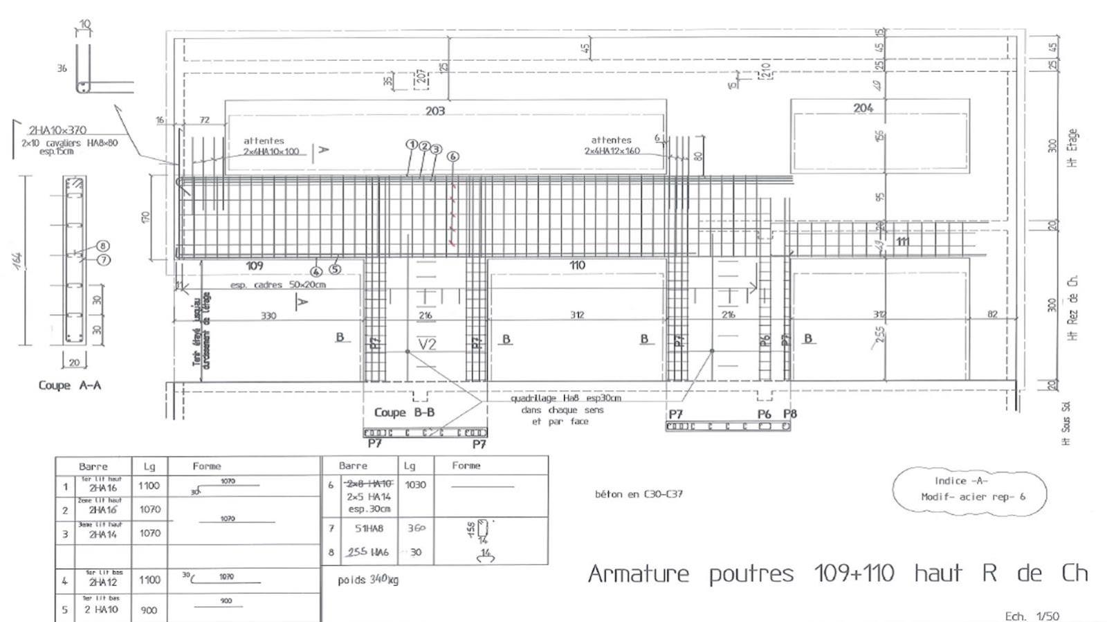 Une maison passive en midi pyr n es strat gie b ton rdc - Plan de maison antillaise ...