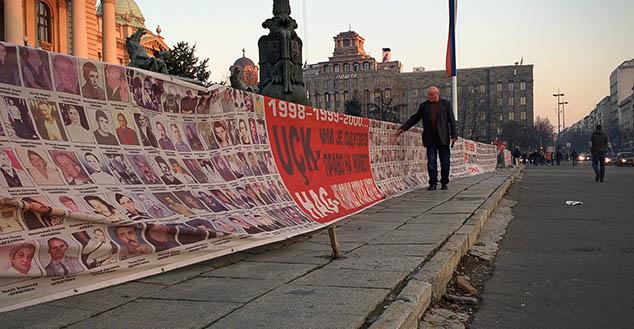НАЈАВА: Снимак киднапованих Срба у УЋК логору Ликовац 1998. године (ВИДЕО)
