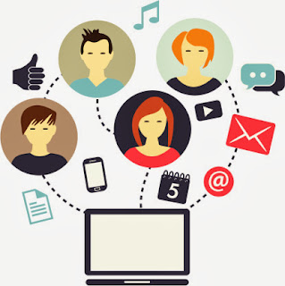 social media newspaper