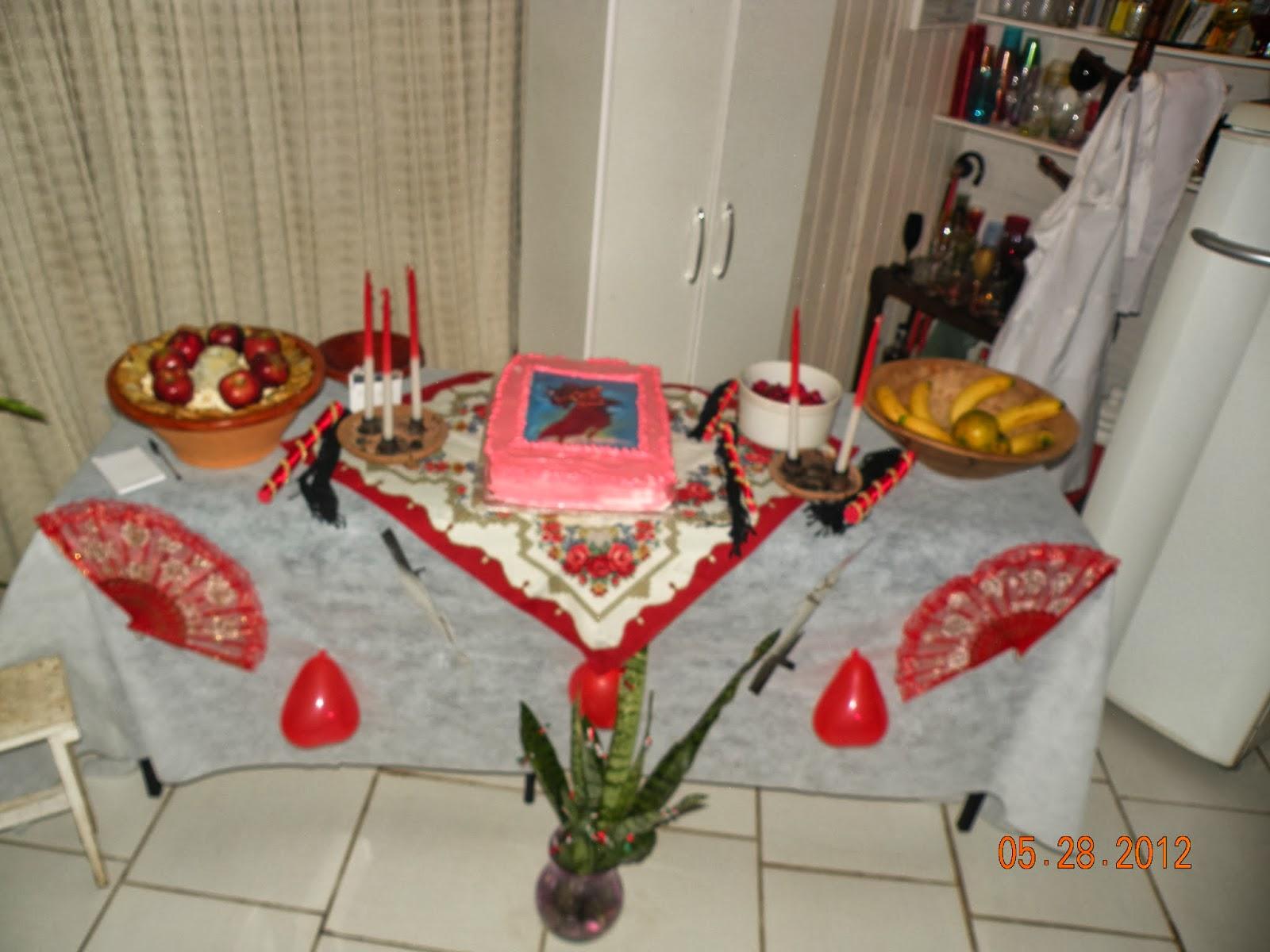 decoracao festa xango:Festa da Iansã – para amor e harmonia de casal!