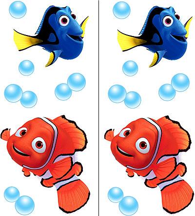Finding Nemo Bedroom Decor