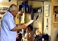 Ο Μίμης Τραιφόρος διδάσκει στη σχολή