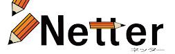 netter様 企業ロゴ