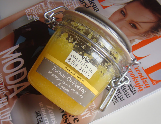 Wellness Beauty, peeling do ciała mango&kokos.