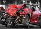 Tay chơi siêu xe Ferrari gây tai nạn khiến 5 người thương vong