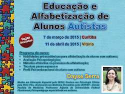 Curso Educação e Alfabetização de Alunos Autistas ES