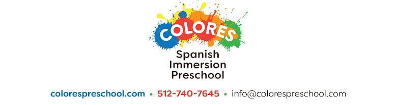 Colores Spanish Immersion Preschool