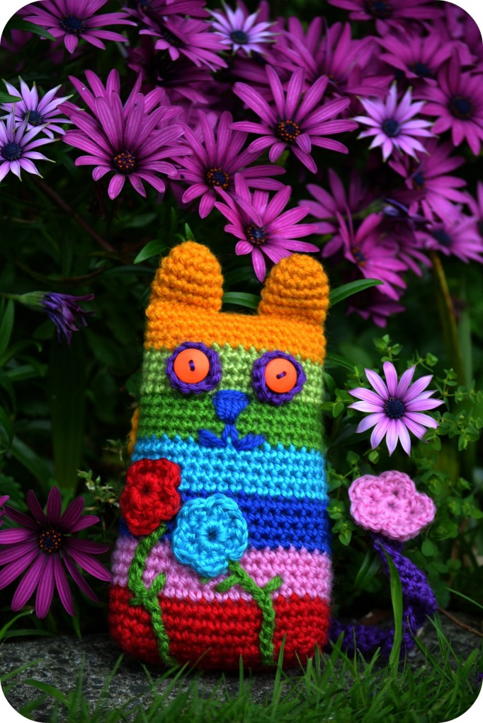 Free Crochet Patterns Cat : 2000 Free Amigurumi Patterns: Green Dragonfly Tutorial ...