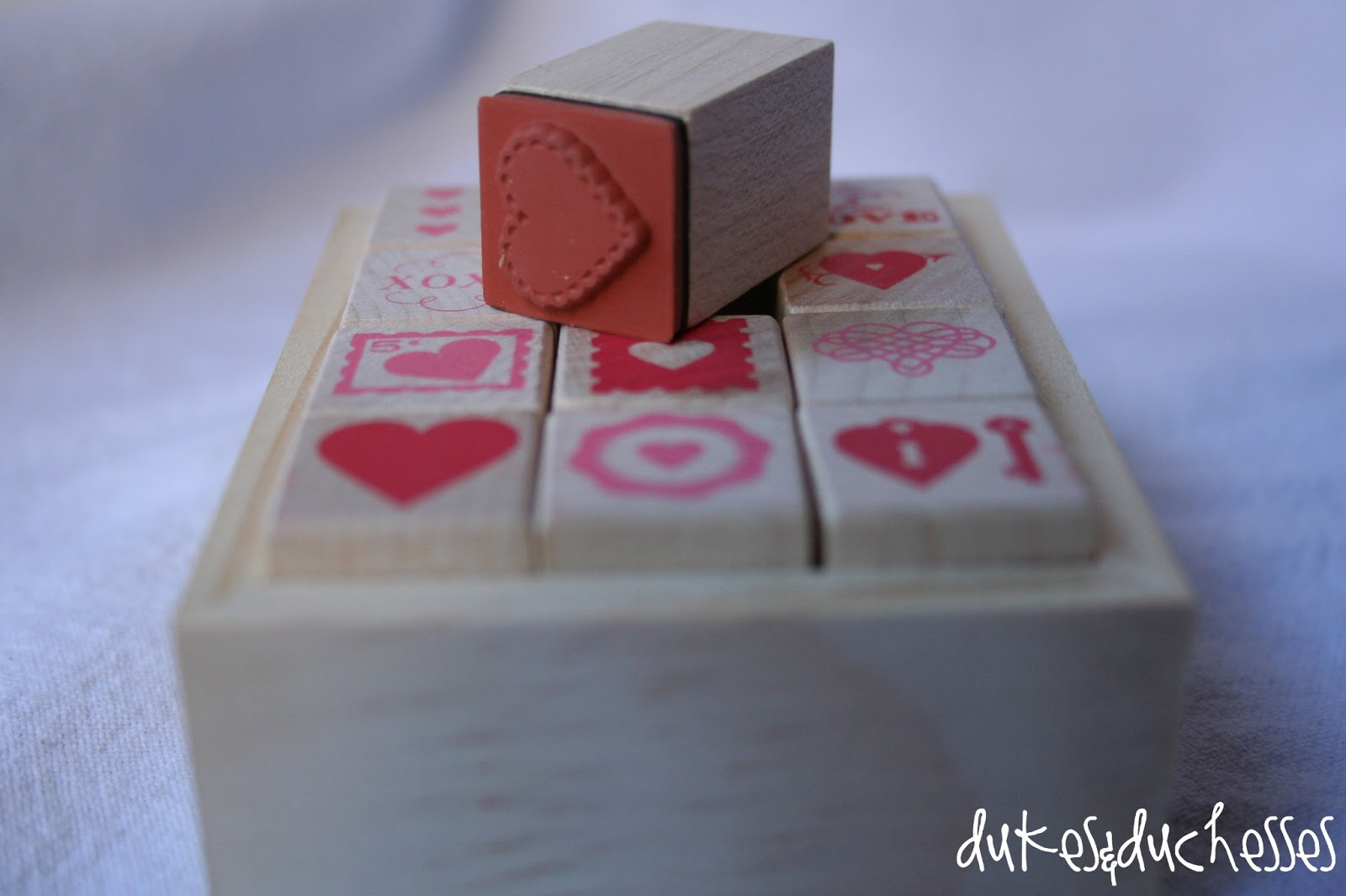 Bingo Valentine Cards Dukes And Duchesses