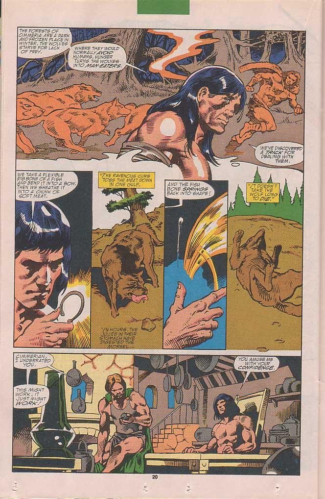 Conan the Barbarian (1970) Issue #251 #263 - English 15