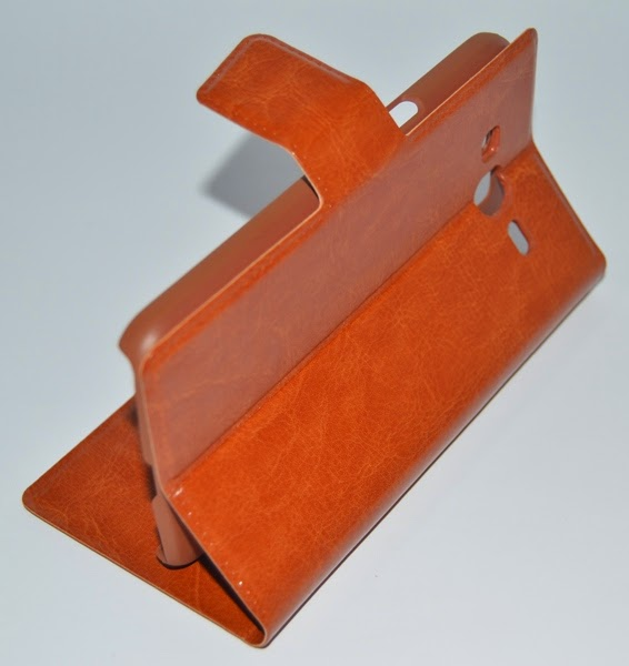 Leather-Case-Wallet-Stand-Samsung-Galaxy-Grand-2-Duos-Crazy-Horse-Texture-Brown