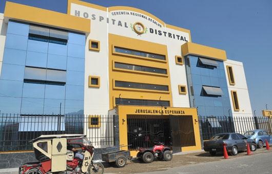 Alta gracia con la fe y la verdad siete hospitales de - Centro de salud vistalegre la flota ...