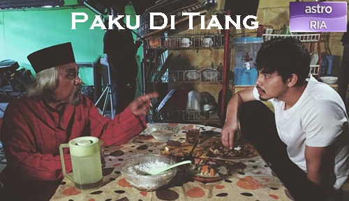 Sinopsis telefilem Paku Di Tiang siaran Astro, pelakon dan gambar telefilem Paku Di Tiang, review cerita Paku Di Tiang