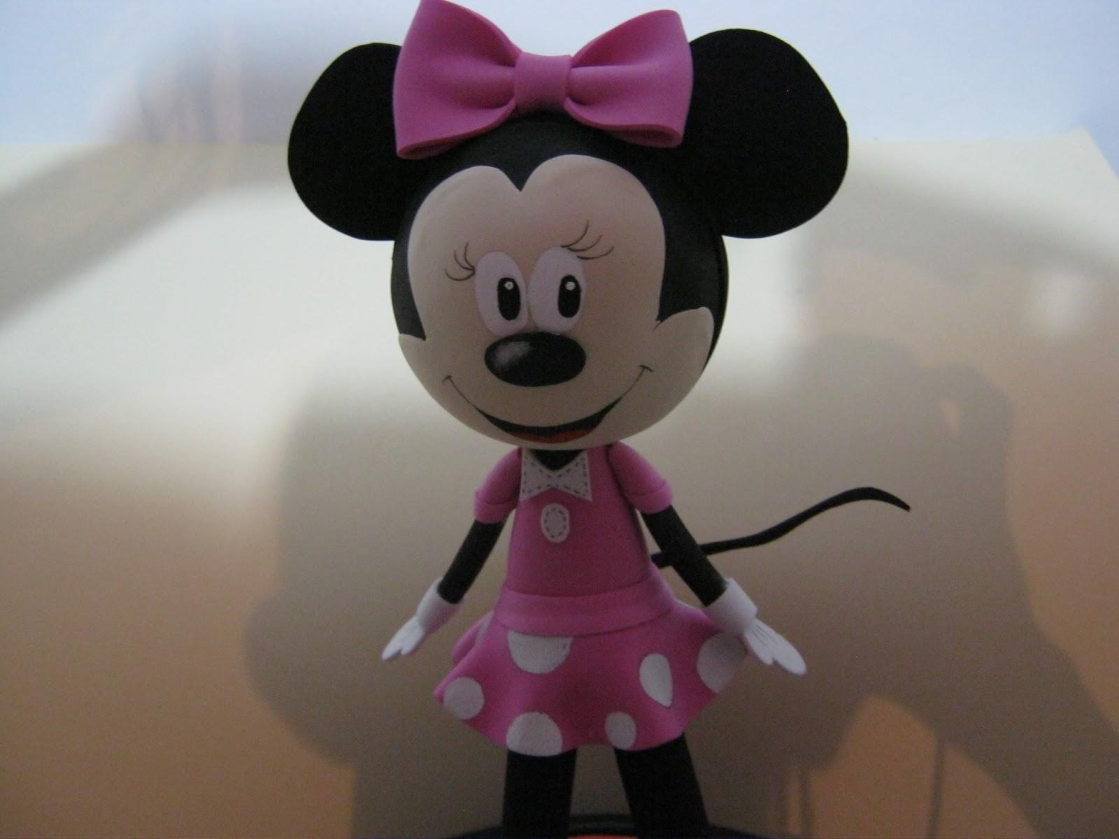 Minnie Mouse De Fofucha