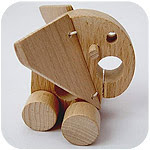 Devn hraky / Wooden toys