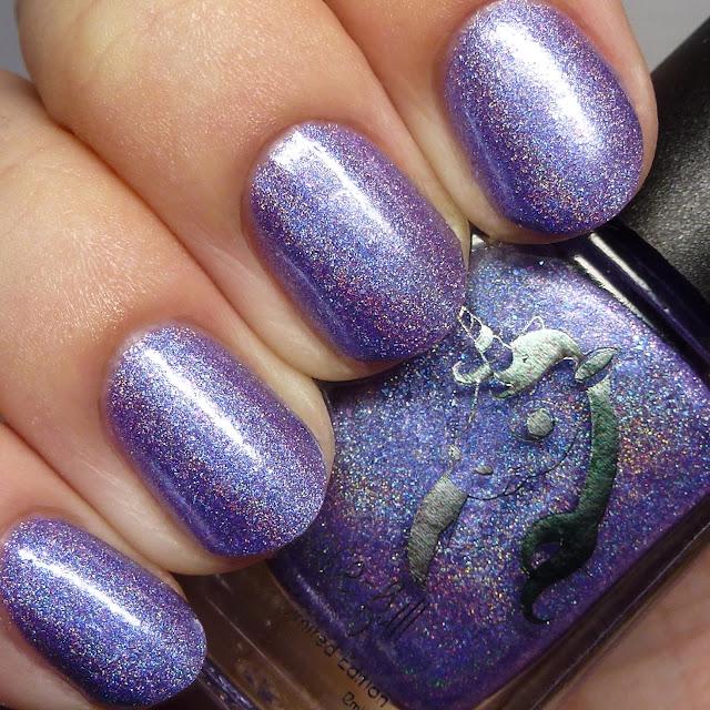 Grace-full Nail Polish Amethyst the Unicorn