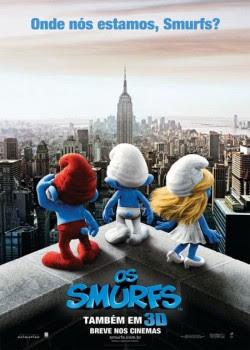 Os Smurfs Dual Audio 2011
