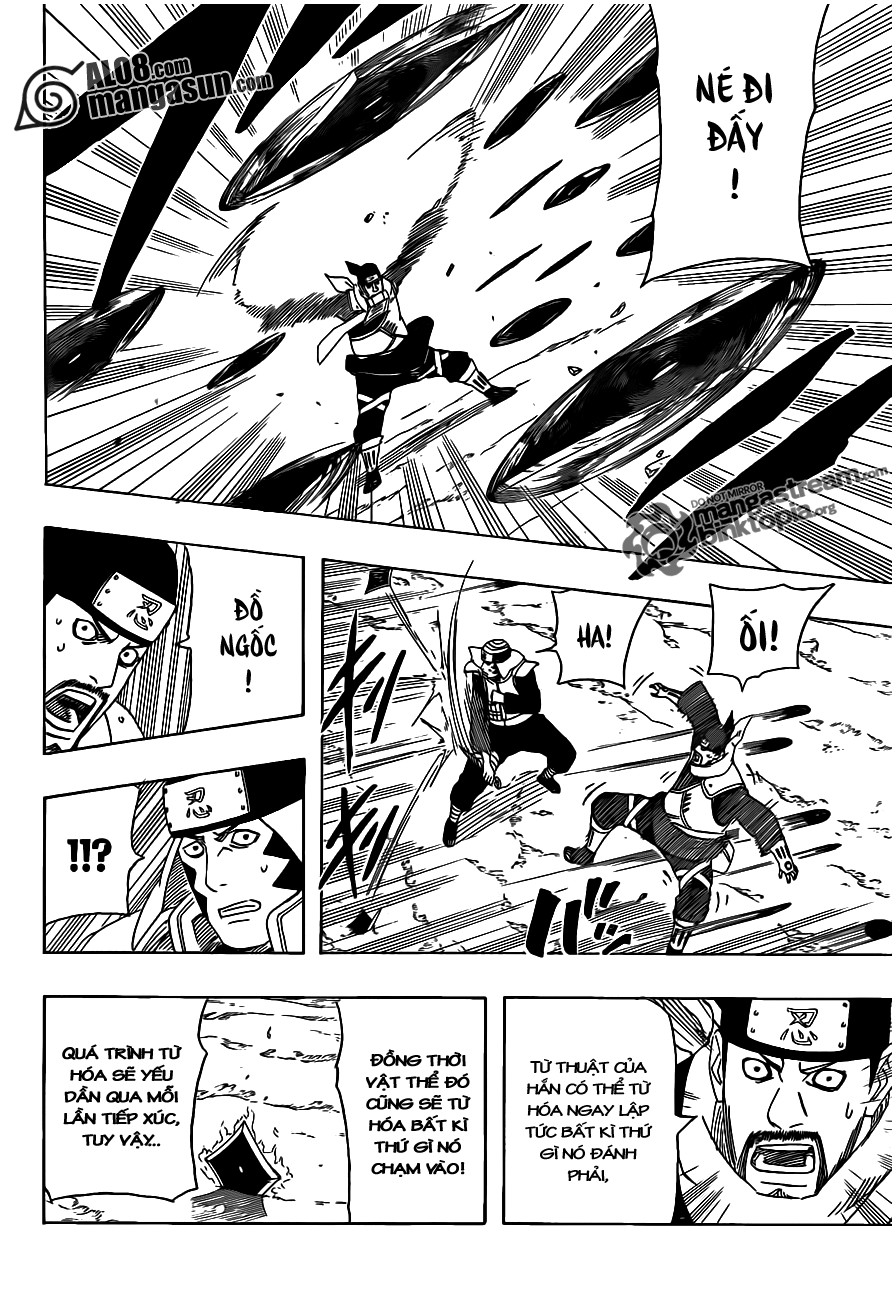 Naruto chap 546 Trang 2 - Mangak.info