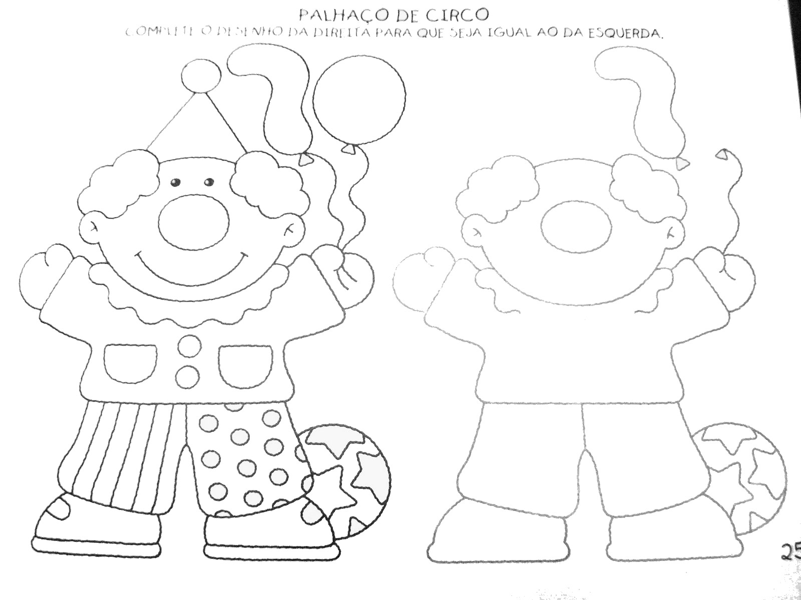 Correspondências e outras actividades  ALFABETIZACAO+INFANTIL+DESENHOS+E+ATIVIDADES+944