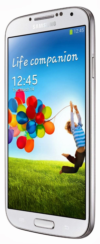 Samsung Galaxy S4 Blanc Smartphone