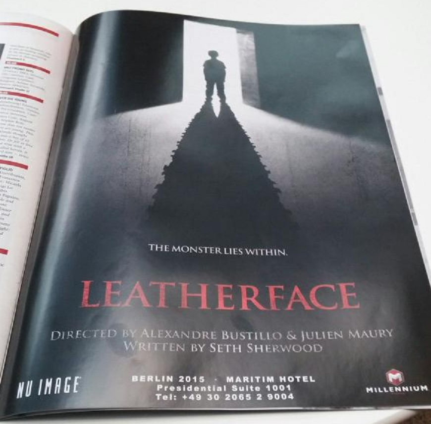 :Leatherface POster
