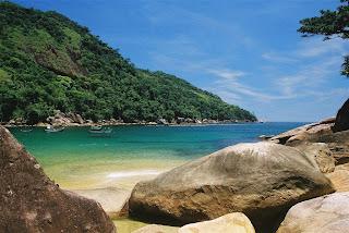 praia paraty litoral rj