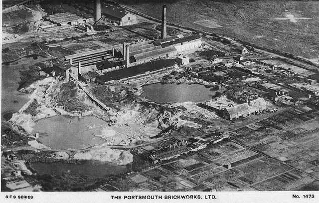 Anyone know anything about Portsmouth Brick Works?