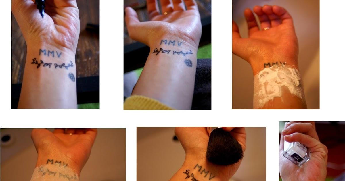 Cr er tatouage temporaire - Creer son tatouage polynesien ...