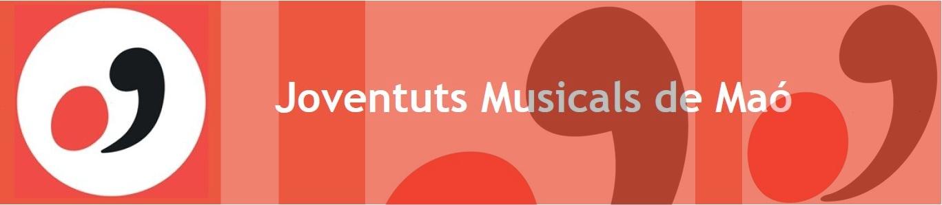 Joventuts Musicals de Maó