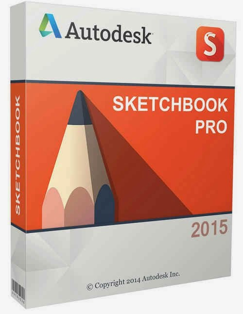 Autodesk SketchBook Pro 2015 BOX Download   Autodesk SketchBook Pro for Enterprise 2015 X86 e x64 + Ativação