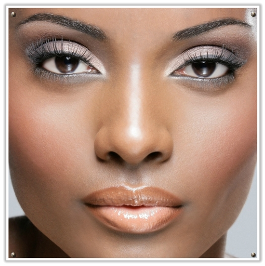 How To Apply Bridal Makeup For Black Skin : The Difference a Wedding Makeup Artist can Make Bride ...