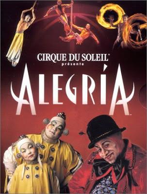 Alegría - Cirque Du Soleil