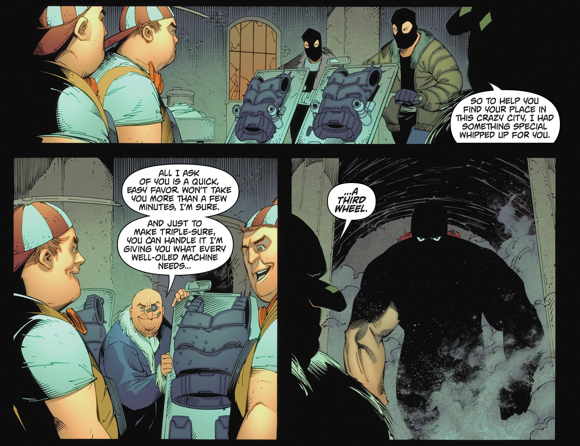 Batman: Arkham Knight [I] Issue #11 #13 - English 14