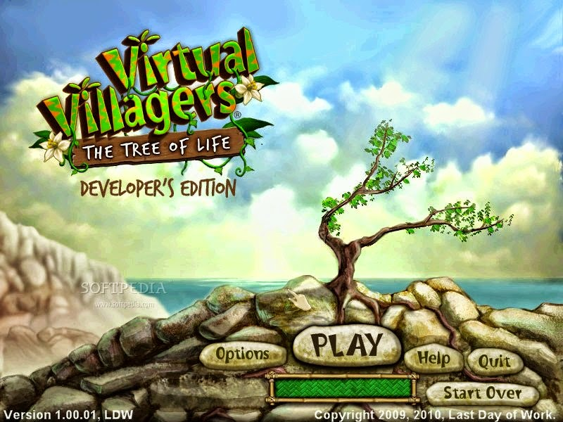 Virtual Villagers 4 The Tree Of Life Game